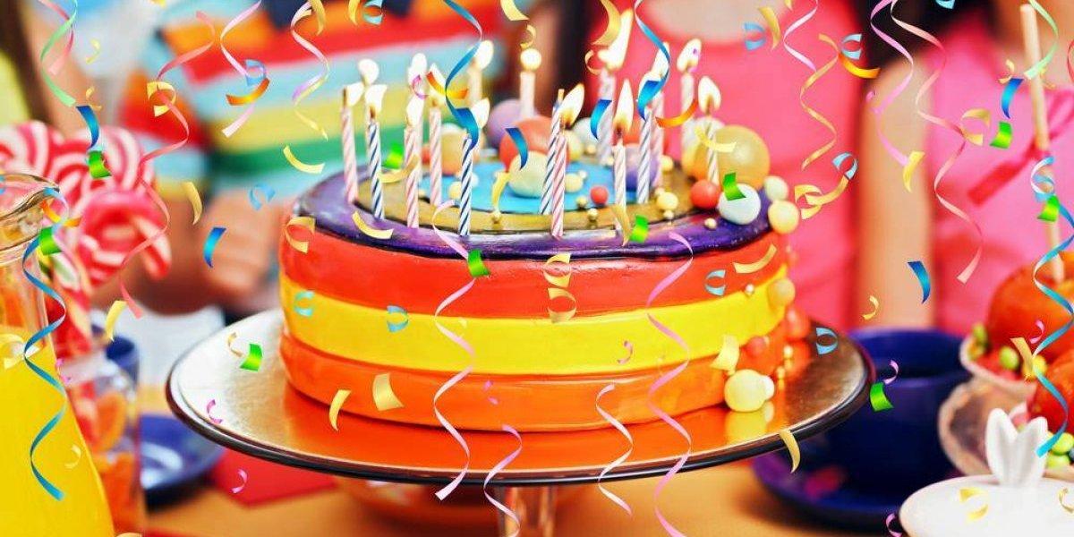 Piñata, pastel, pintacaritas y más en el paquete para cumpleaños de Magic Forest