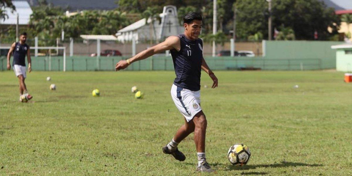 Chivas debutará en la Concacaf, de visita ante el Cibao