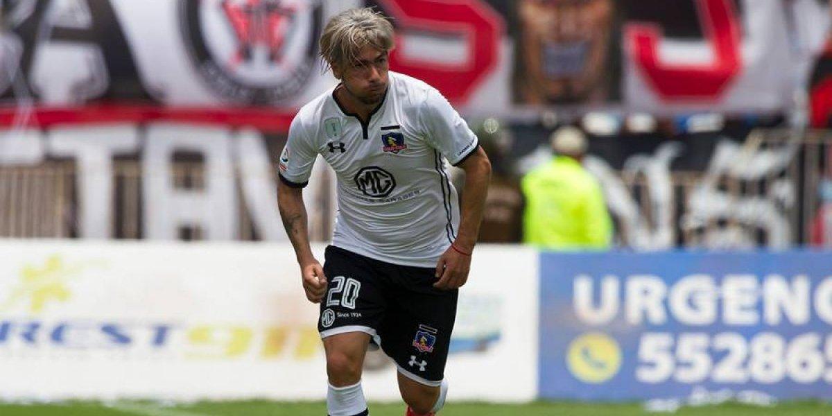 Jaime Valdés es la gran duda que tiene Pablo Guede para el partido de Colo Colo ante  O'Higgins