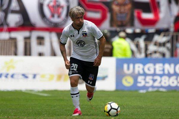 Jaime Valdés sería cuidado para el partido ante los de Rancagua / imagen: Photosport