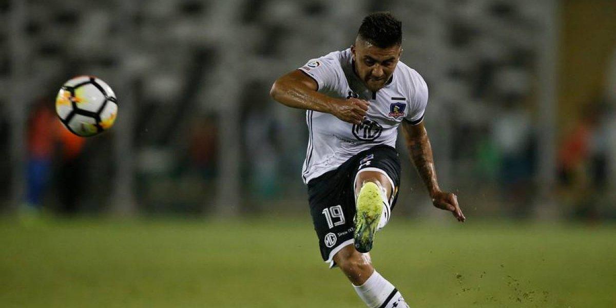 Colo Colo se resigna a no tener a César Pinares para el debut en la Libertadores