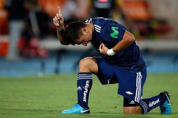 David Pizarro está disfrutando sus últimos momentos en el fútbol / imagen: Photosport