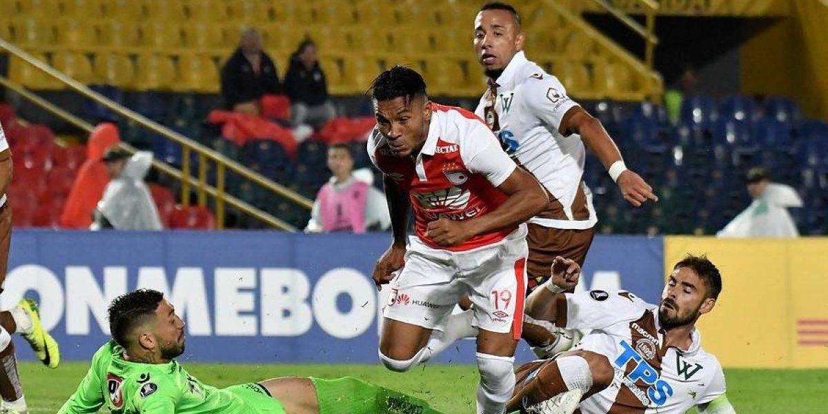Chile volvió a quedarse con sólo dos equipos en la Copa Libertadores