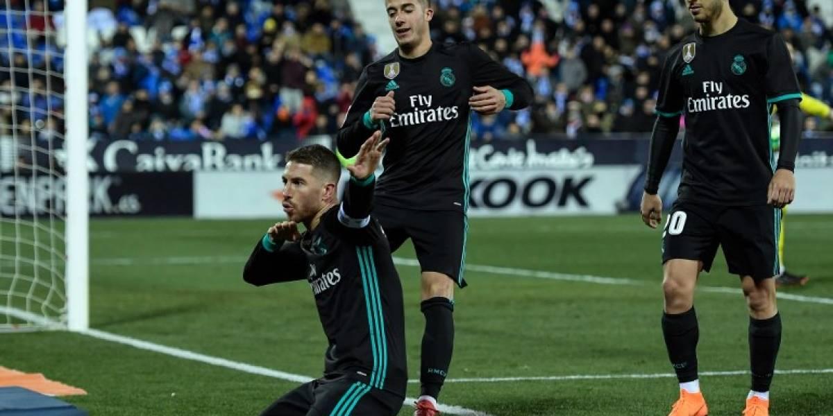 El Madrid cumple su partido atrasado y recorta puntos en LaLiga