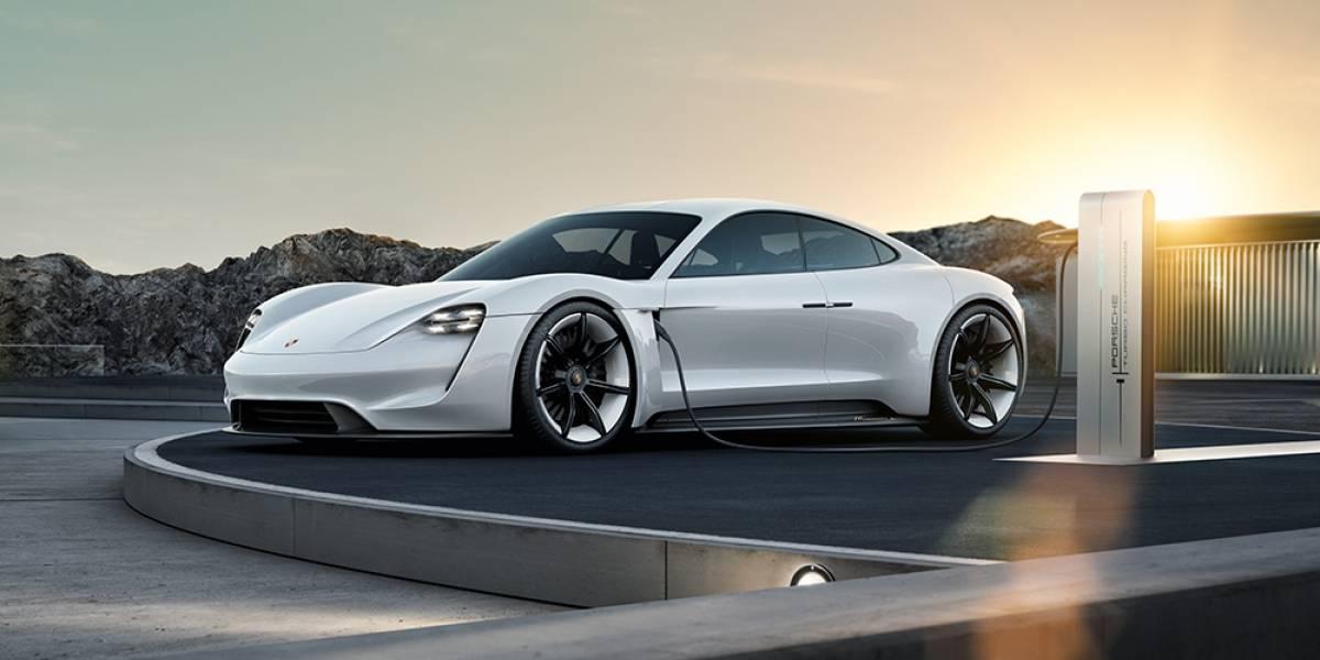 Porsche duplica su inversión en el desarrollo de la electromovilidad