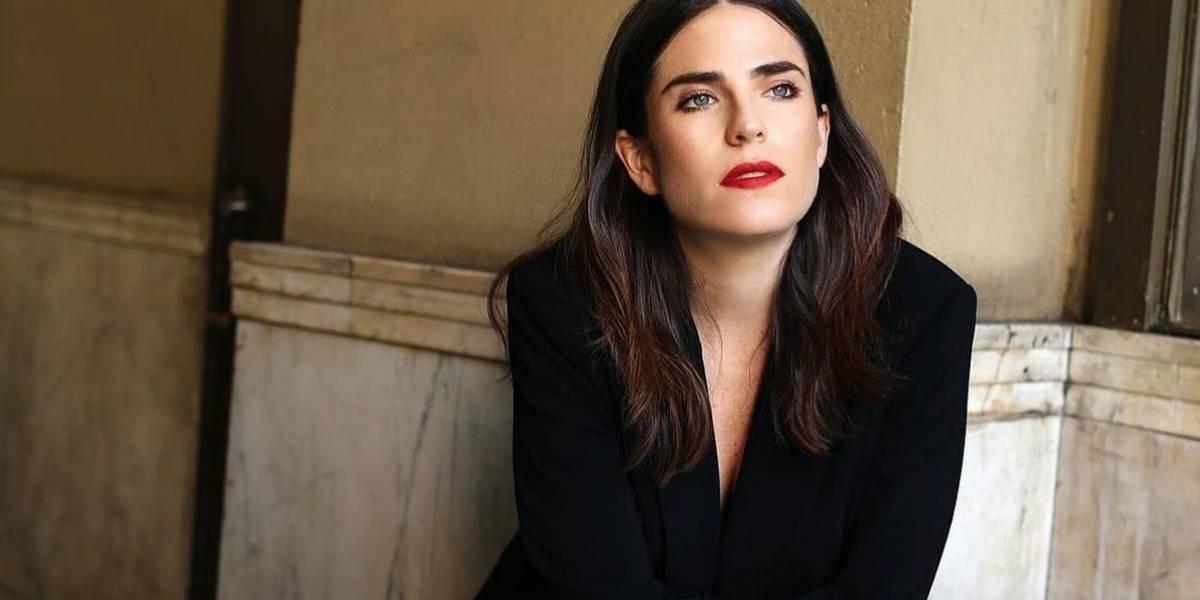 Karla Souza: la culpa no es tuya es de la sociedad