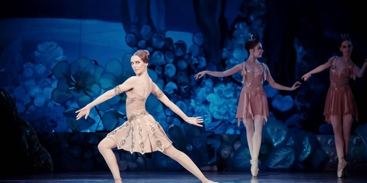 Balé da Ucrânia reúne solistas em grande gala nesta quarta no Teatro Bradesco