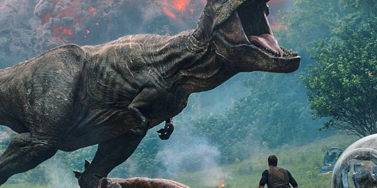 "Universal anuncia planes para ""Jurassic World 3"""
