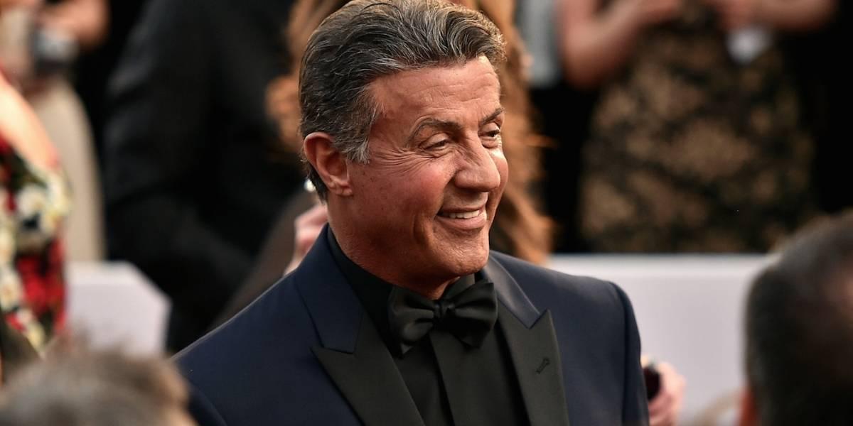 Depois do boato de que teria morrido, Sylvester Stallone dá dica de saúde