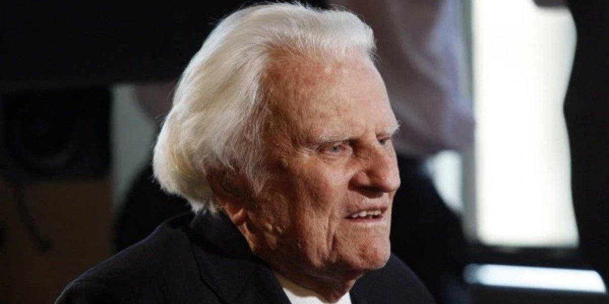 Fallece el predicador Billy Graham
