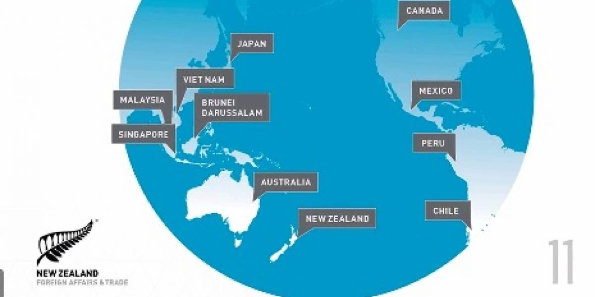 Nuevo Tratado de Asociación Transpacífico se firmará el próximo 8 de marzo