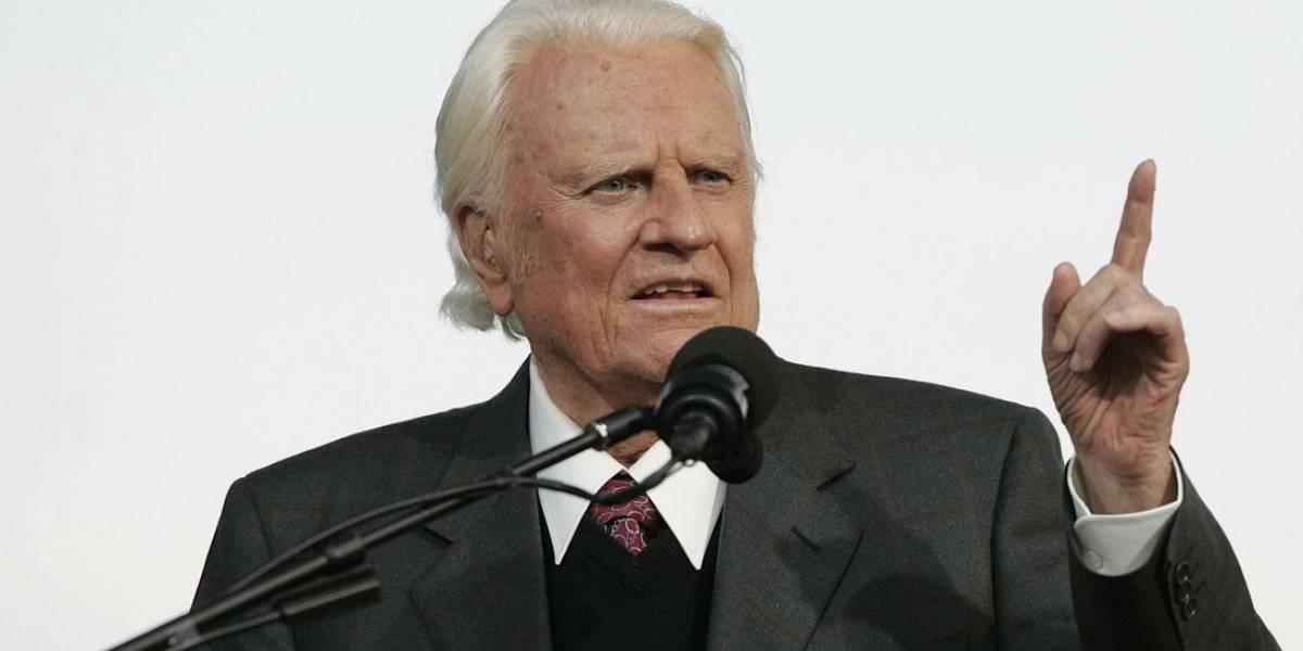 Muere a los 99 años Billy Graham, el popular pastor evangelista de EE.UU