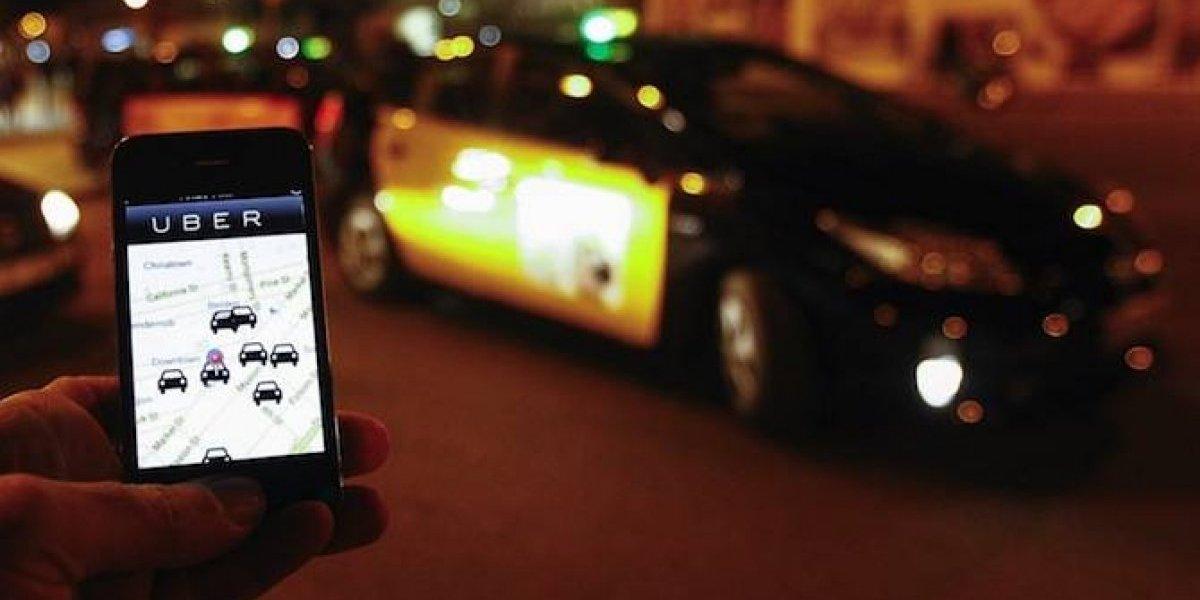 ¿Cómo? Según estudio, Uber aumenta la congestión en las calles