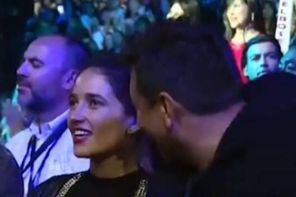 JC Rodríguez y Camila Nash
