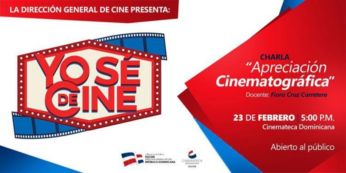 """DGCINE realizará taller gratuito """"Yo sé de cine"""""""