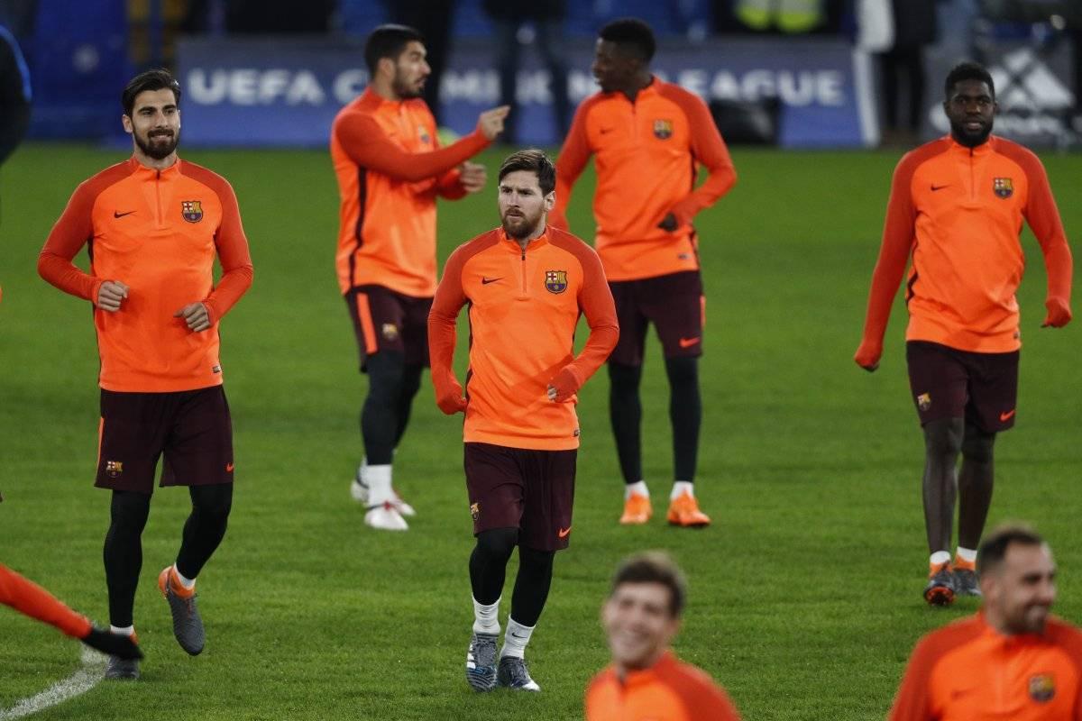 El Barcelona tendrá un juego aparentemente accesible.