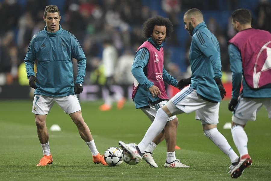 efcc7cff6 FOTOS  Filtran posible uniforme del Real Madrid para la temporada 2018-2019