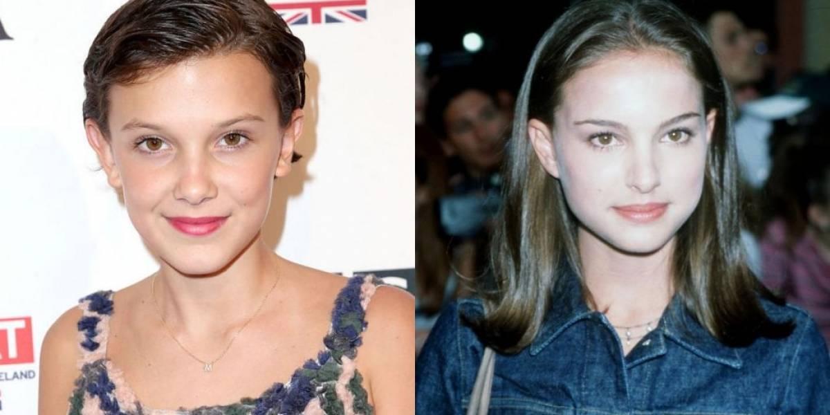 Se cuida Millie Bobby Brown! Natalie Portman ataca de Eleven no Saturday Night Live