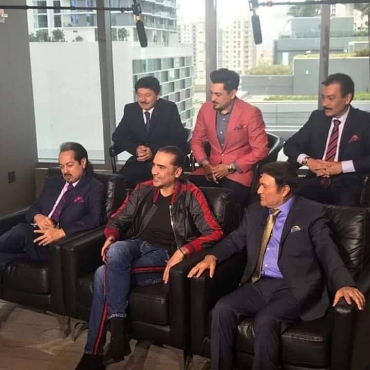 Alejandro Fernández une su voz a Los Tigres del Norte
