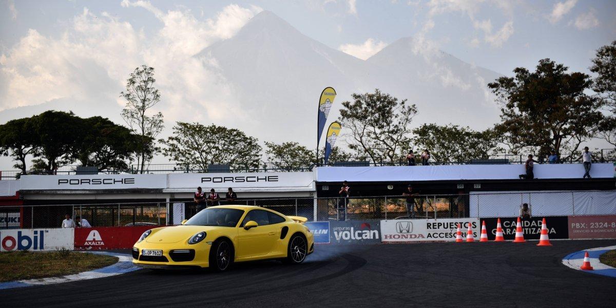La experiencia Porsche en Guatemala al máximo en el World Roadshow
