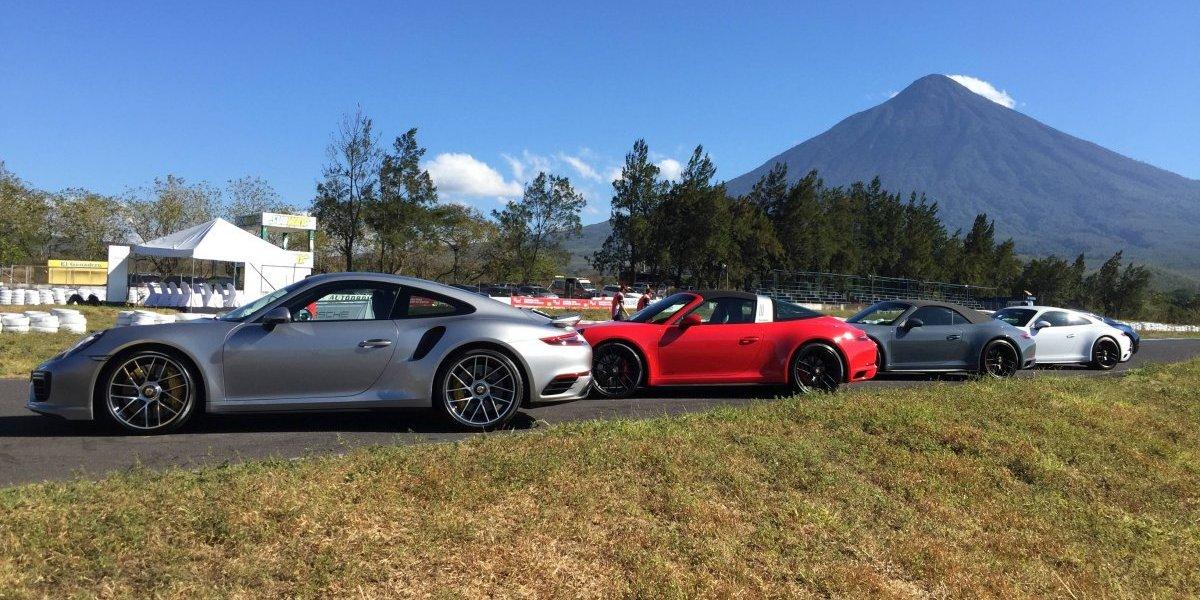 5 datos sobre el Porsche Roadshow Guatemala