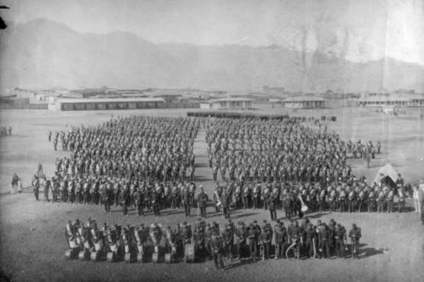 Ejército de Chile en Antofagasta