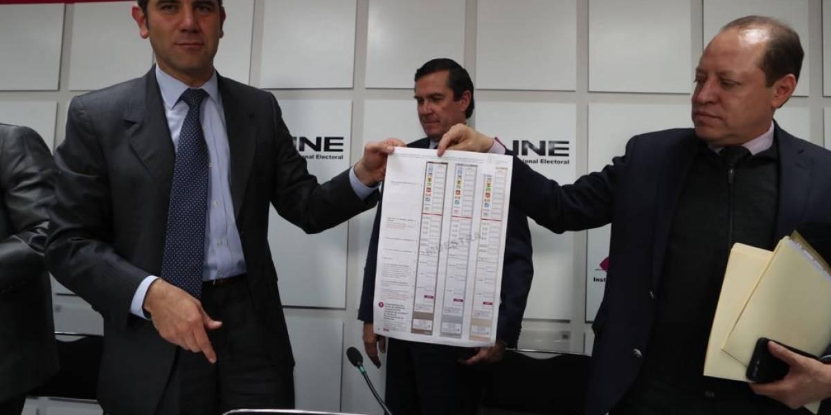 INE presenta propuesta técnica para ofrecer conteos rápidos del 1-J