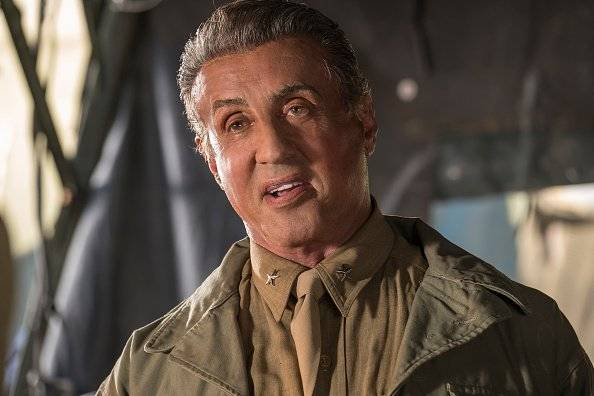 Sylvester Stallone Getty Image