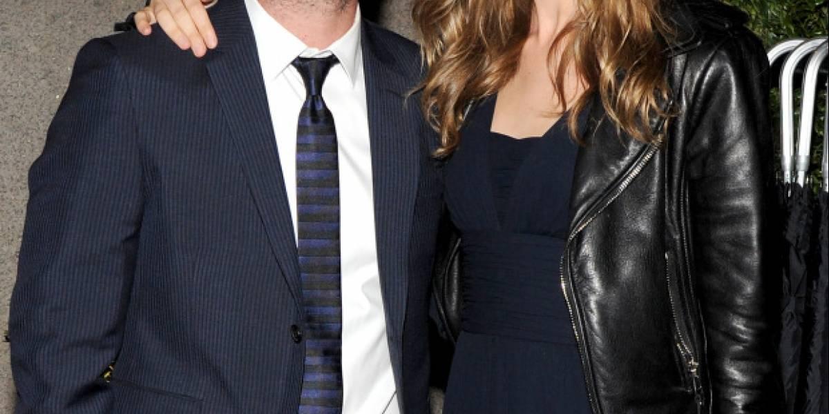 Adam Levine y Behati Prinsloo revelan foto y nombre de su hija recién nacida