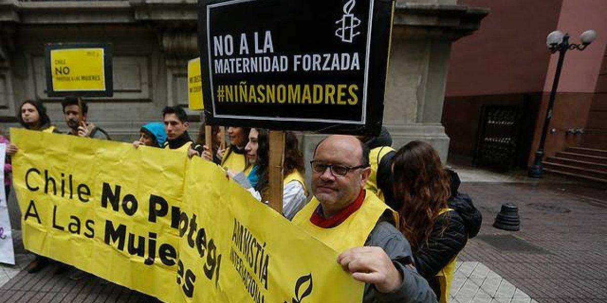 """Amnistía Internacional acusa a Chile de """"abusar"""" de la Ley Antiterrorista"""