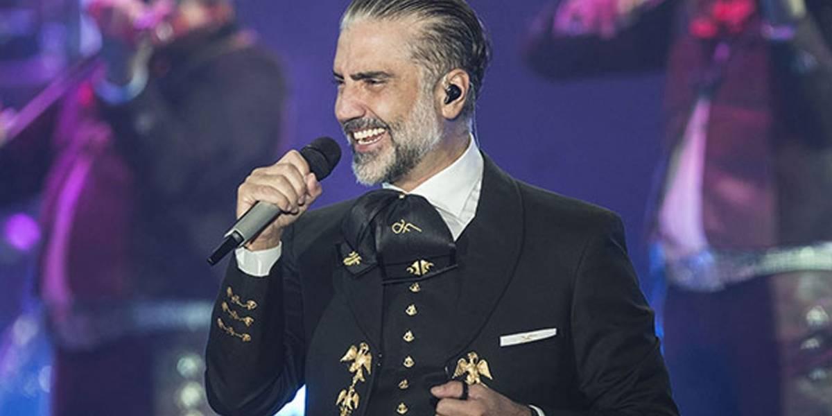 Anuncian concierto de Alejandro Fernández en Guatemala