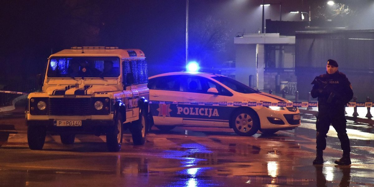 Arrojan granada a embajada de EE. UU. en Montenegro