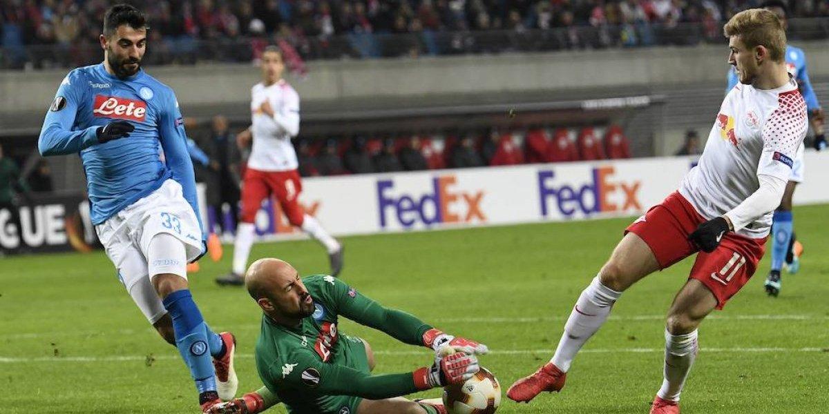 Leipzig modificará vestidor para que técnico del Napoli pueda fumar