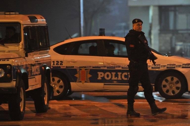 Ataque a embajada de Estados Unidos en Montenegro