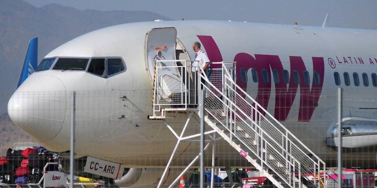 """Autoridades peruanas mantienen a aerolínea LAW """"bajo la lupa"""""""