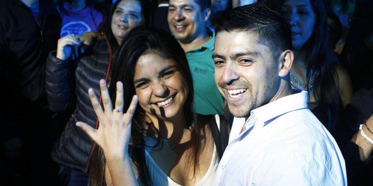 Viña 2018: La historia detrás de la petición de matrimonio en el show de Luis Fonsi