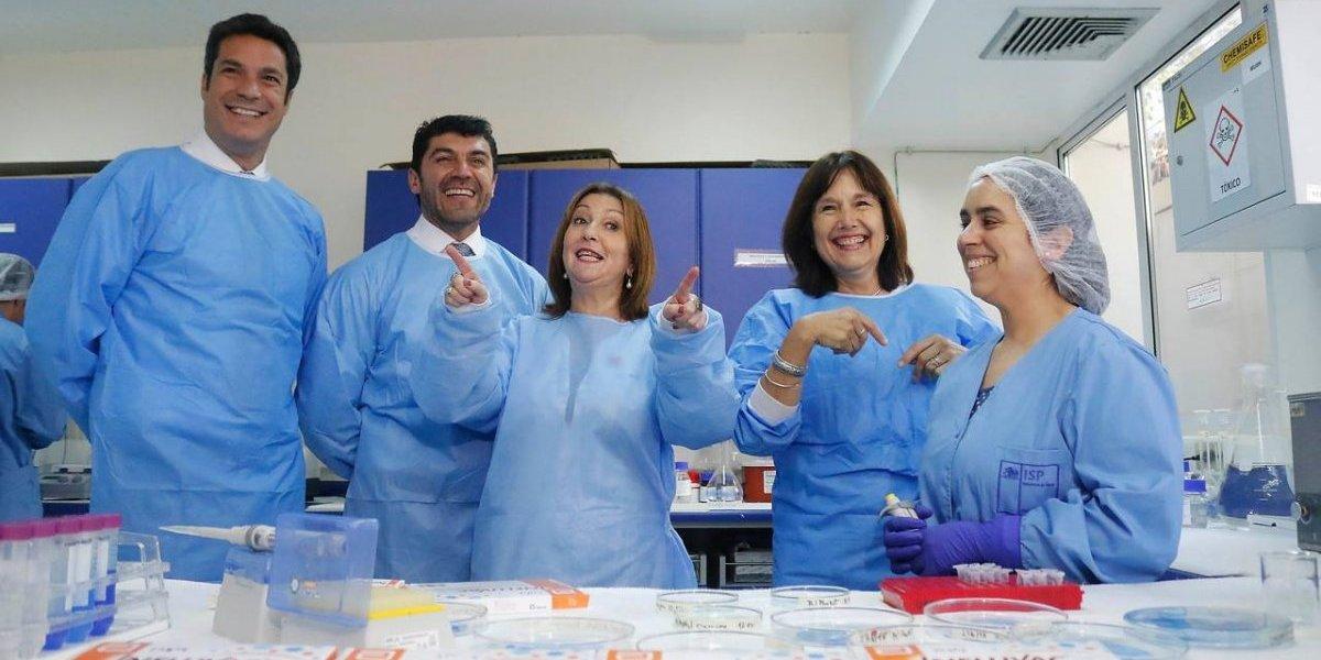 Influenza: Funcionarios públicos y adultos mayores tendrán la vacuna primero