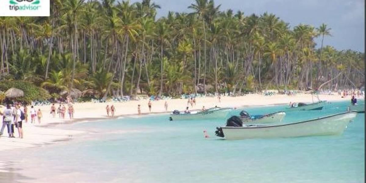 Playa Bávaro, la novena mejor playa del mundo según usuarios de Tripadvisor