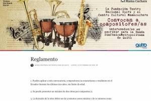 Banda Sinfónica Metropolitana de Quito