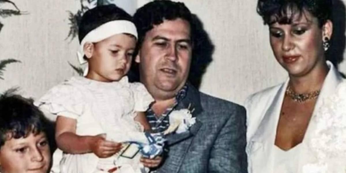 Autoridades colombianas decomisaron bienes de la viuda de Pablo Escobar