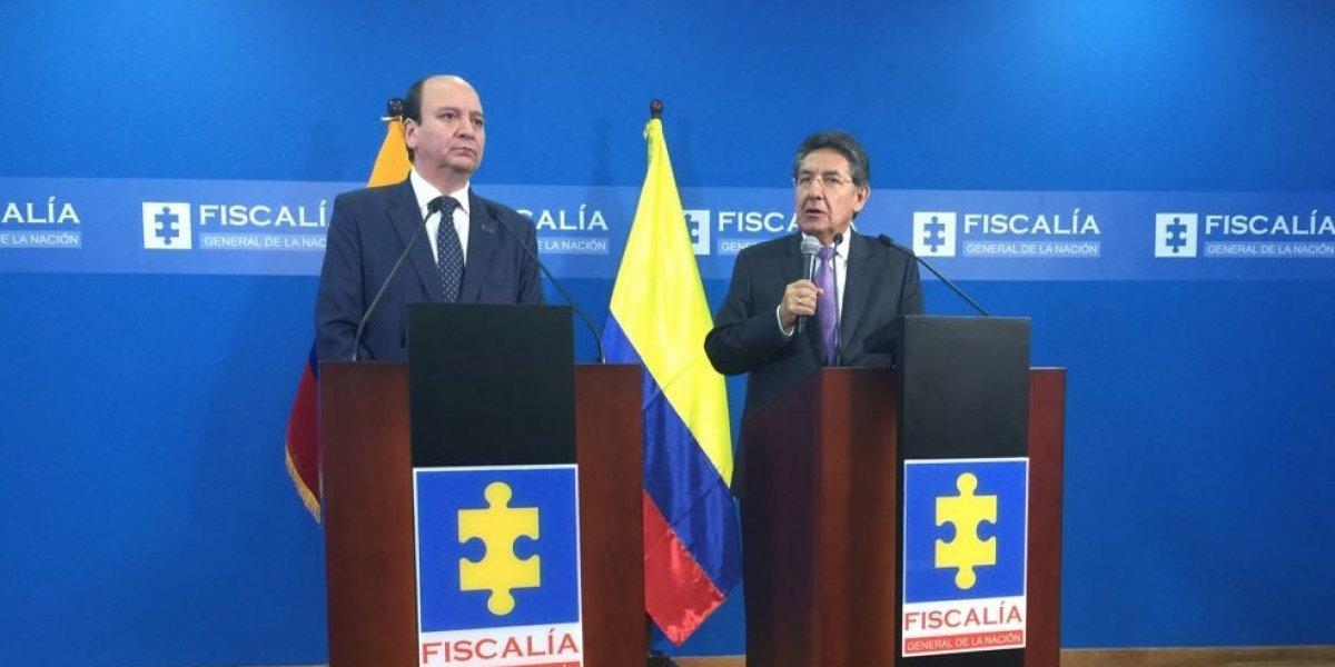 Colombia entrega a Ecuador pruebas sobre bienes de FARC en suelo ecuatoriano