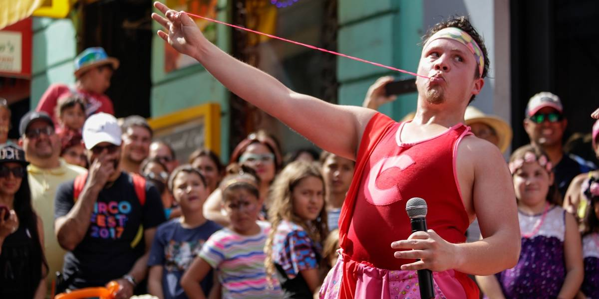 Regresa el Circo Fest