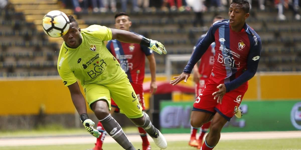 El Nacional venció 3-2 a San José en Copa  Sudamericana ante