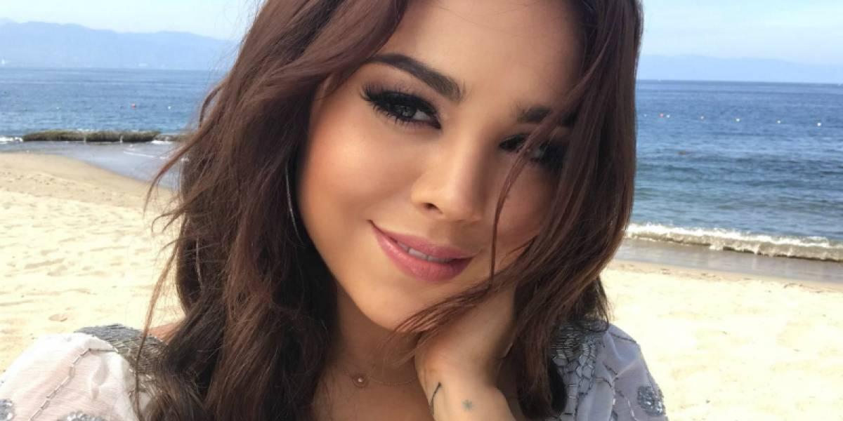 Señalan a Danna Paola por abusar de las cirugías plásticas