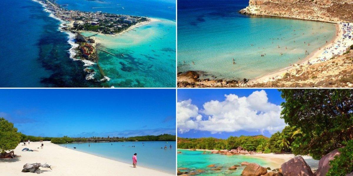 Essas são as 25 melhores praias do mundo