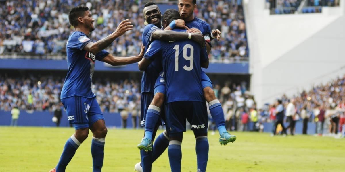 Copa Libertadores: Sigue en vivo Emelec vs. Santa Fe