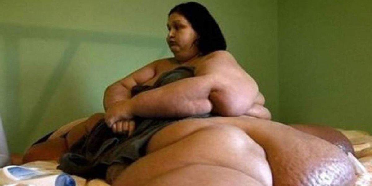 'Assassina de meia tonelada' perde 360 kg e fica irreconhecível