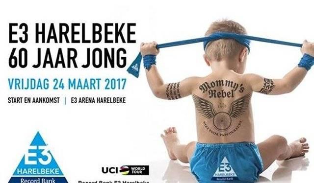 E3 Harelbeke 2017 E3 Harelbeke