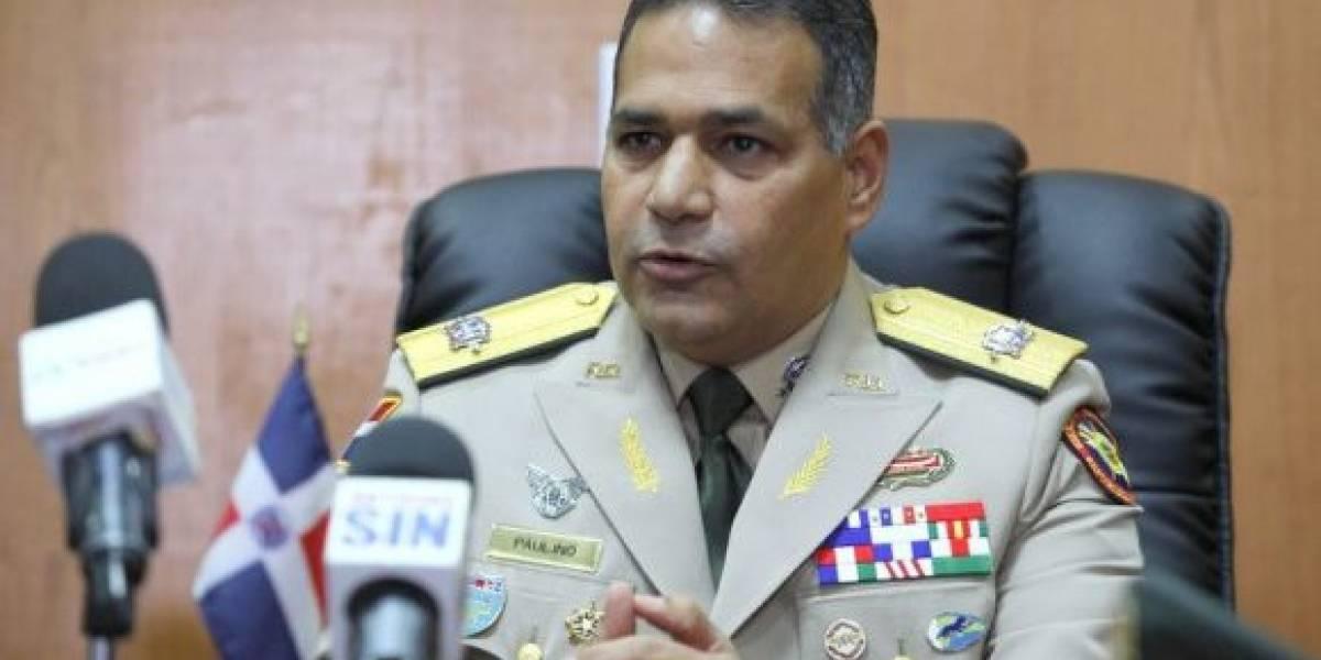 Ministro de Defensa recomienda ascenso de 5,000 miembros de Fuerzas Armadas