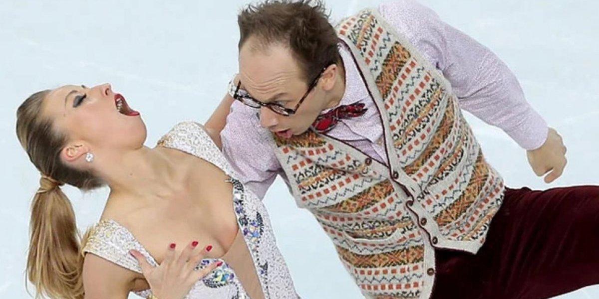 Las divertidas imágenes de los Juegos Olímpicos de Invierno